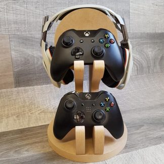 Headset & controllers